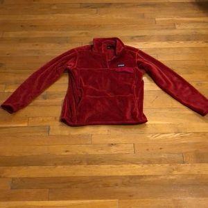 Red Patagonia Sherpa